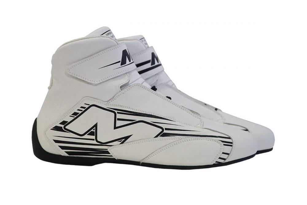 scarpa motorport st-evo-kanguro Bianco