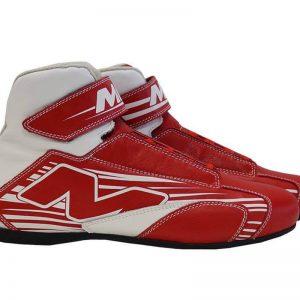 scarpa motorport st-evo Red